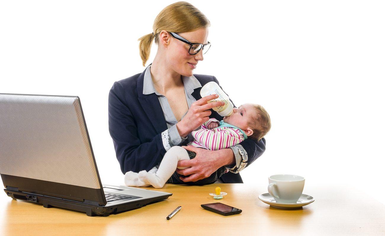 mãe moderna