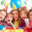 festas infantis: confira dicas de cardápio
