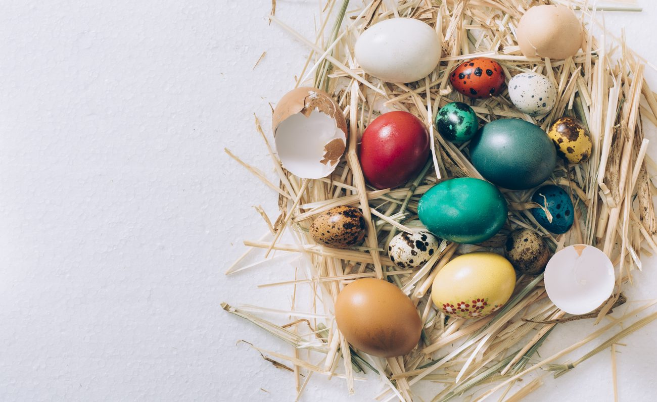 Famosos celebram a Páscoa com filhos