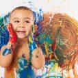 A arte e a sua importância na vida das crianças.