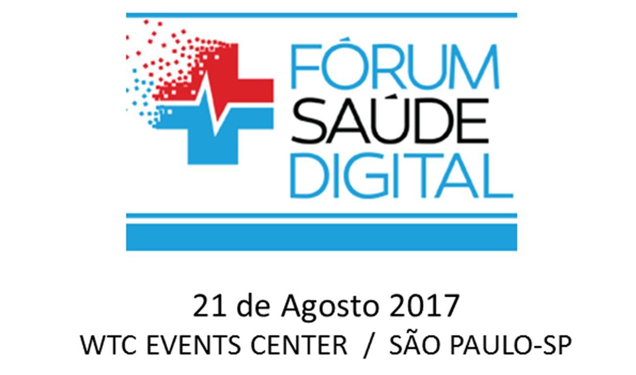 Fórum da saúde digital 2017